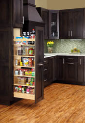 Tall Pullout Pantry